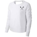 Sportabella Lacrosse Nike Open Back Women's Long Sleeve Training Top