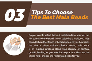 3 Ways To Choose The Best Mala Beads