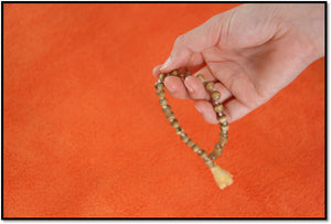 Buddhist Mala Beads as tools for Meditation
