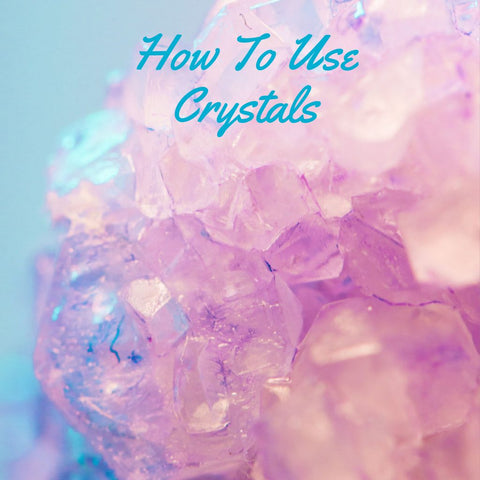How to use crystals - Malabeads