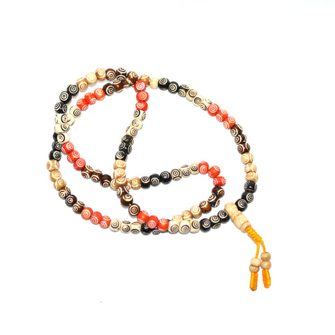 Beauti Bone 108 Bead Mala