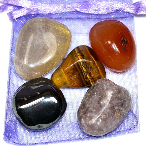 Metaphysical Crystals For Depression - Crystalis Treasures