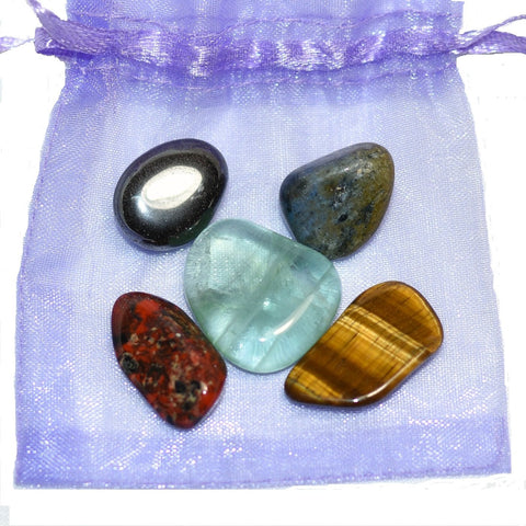 Focus Healing Pouch - Crystalis Treasures