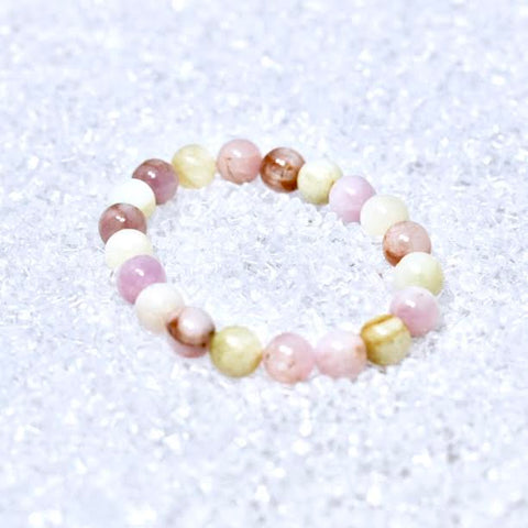 Kunzite (Cat's Eye) AA Quality 10 mm Bracelet