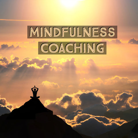 Mindfulness Coaching Weekly Hourly Session (4 weeks)