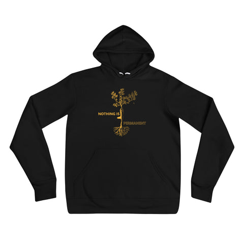 "Zen Wear Sweatshirt ""2Be"" - Nothing is Permanent"