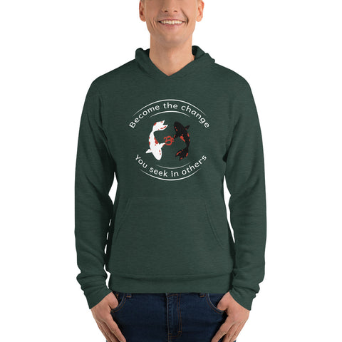 Become The Change You Seek In Others - Zen Sweat Shirt