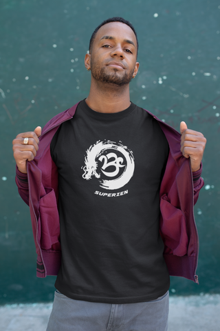 "Zen Vintage ""2Be"" Dragon T-Shirt- Find your power"