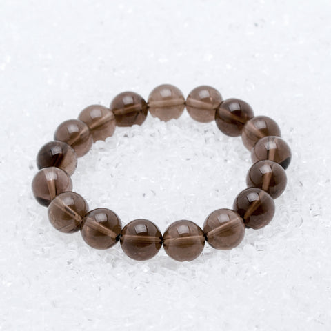 Smokey Quartz Bracelet 10mm