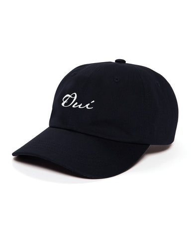 Signature Dad Hat - Black