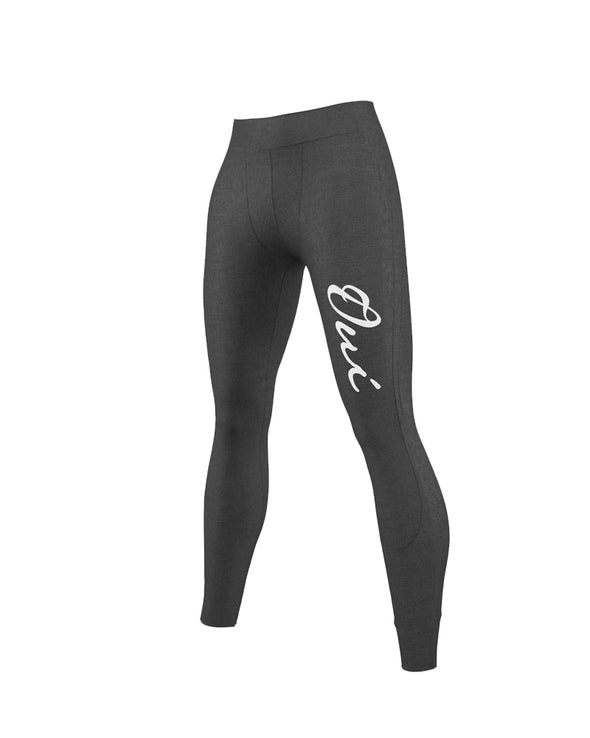 Signature Leggings - Charcoal