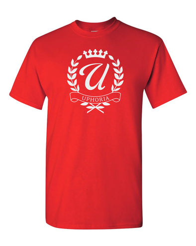 Royalty Crew Tee - Red