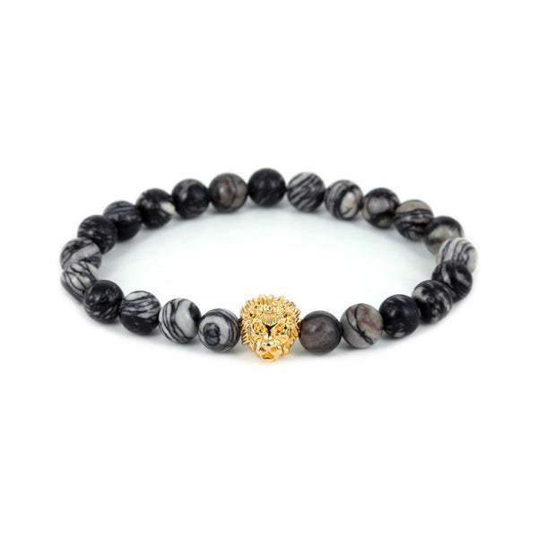 Fierce Lion Bracelet