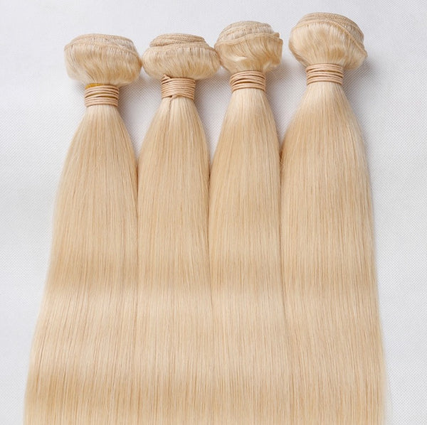 Temptation Blonde Bundles - Poise Hair Collection
