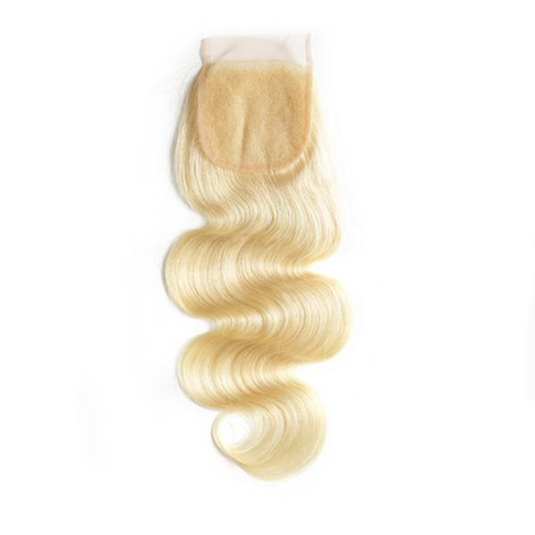 Temptation blonde lace closure - Poise Hair Collection