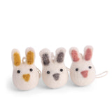 Mini Bunnies - White