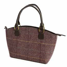 Tote Bag - Dark Red