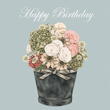 Kort - Birthday Flowers