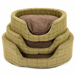 Pet Oval Bed - Medium