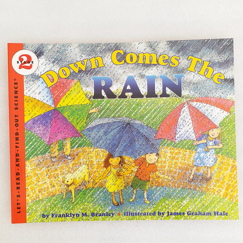 down comes the rain lets read and find out science 2