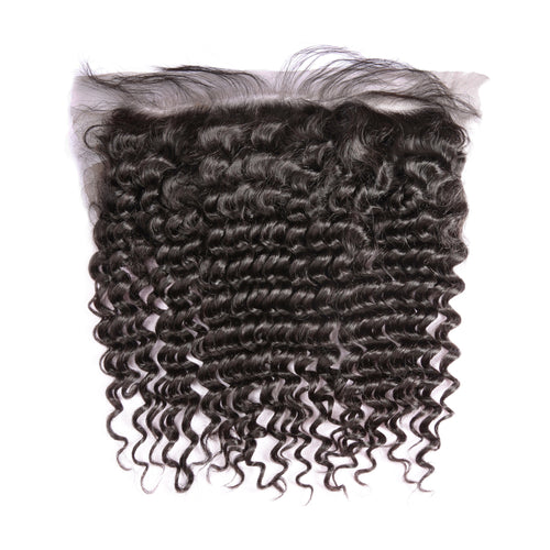 Luxury Curly Frontal