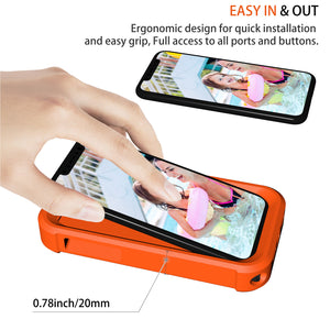 iPhone X Floating Case  (5.8inch)