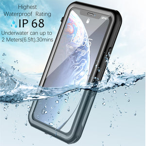 iPhone XR Waterproof Case (Cosy-XR)