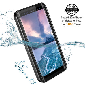 Galaxy S9 Plus Waterproof Case