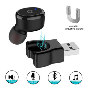 IPX8 Waterproof Bluetooth Earbud