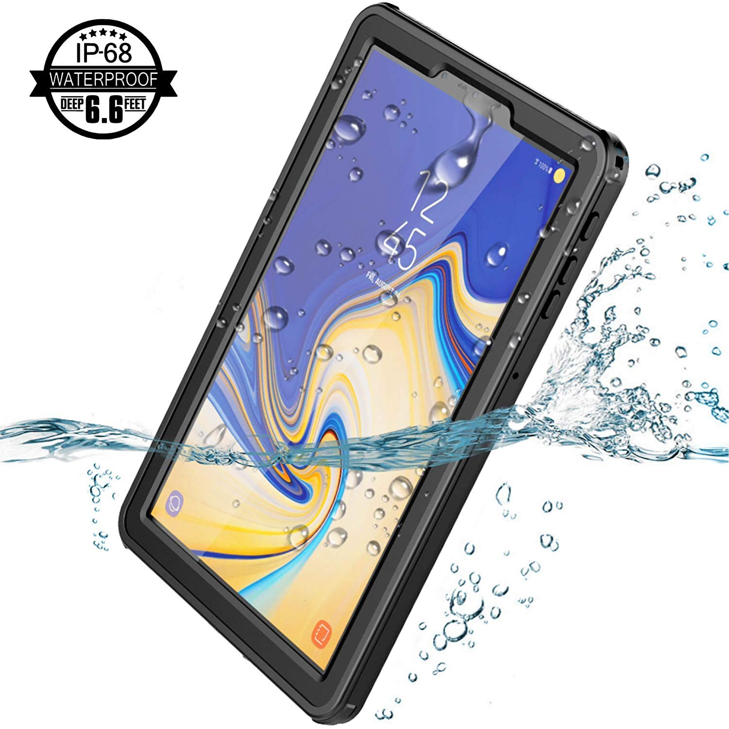 Samsung Galaxy Tab S4 Waterproof Case – Temdan