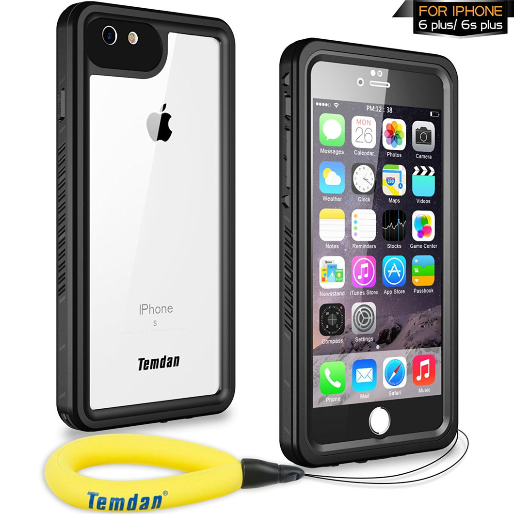 iPhone 6s Plus/6 Plus Waterproof Case