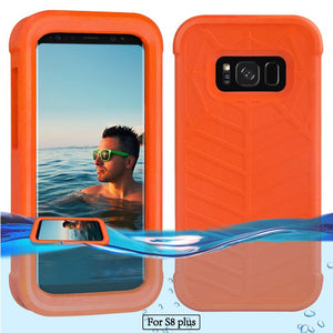 Galaxy S8 plus Floating Case