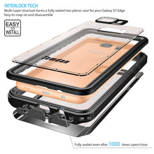 Samsung Galaxy S7 Edge Waterproof Case