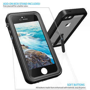 iPhone SE/5S/5 Waterproof Case(4inch)