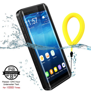 Samsung Galaxy Note 8 Waterproof Case(Upgraded)