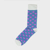 Iris Big Dot Socks - STAX Attire