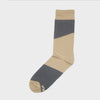 Natural Sectioned Socks - STAX Attire