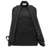 STAX Embroidered Champion Backpack - STAX Attire