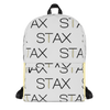 STAX Logo Backpack - STAX Attire