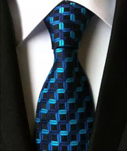 Load image into Gallery viewer, Personalized Photo Silk Tie