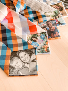 Personalized Photo 100% Silk Tie