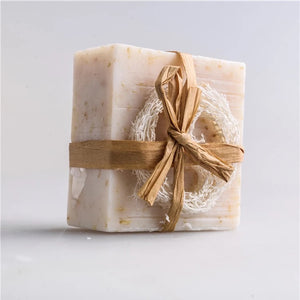 Handmade Natural Herbal Cold Pressed Oil Soaps