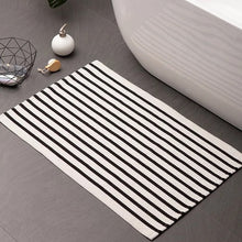 Load image into Gallery viewer, Decorative Indoor/Outdoor Layering Stripe Rug