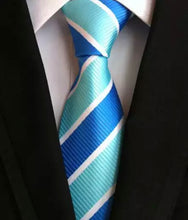 Load image into Gallery viewer, Personalized Photo 100% Silk Tie