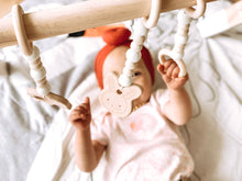 Load image into Gallery viewer, Wooden Baby Educational Play Gym