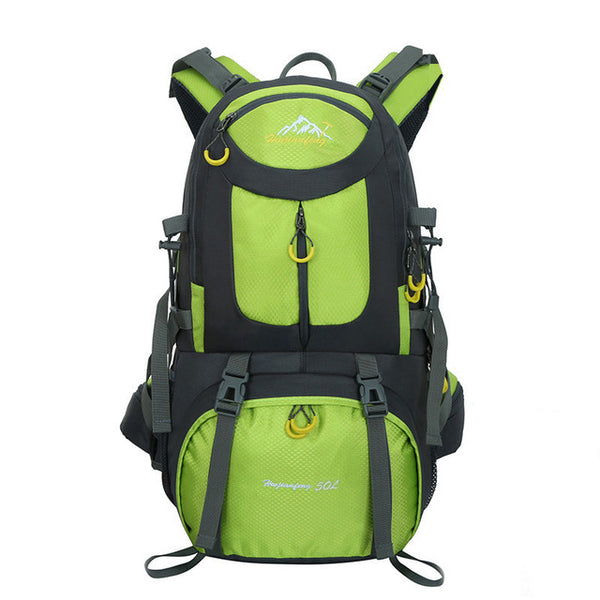 50L Rucksacks Waterproof Hiking Backpack