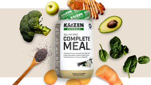What is Kaizen Naturals® All-In-One Complete Meal and Is It for Me?