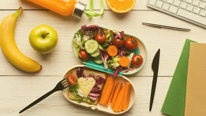 6 Tips to Help You Eat Healthy at Work