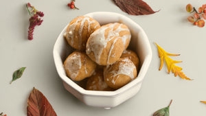 Pumpkin Dream Protein Bites