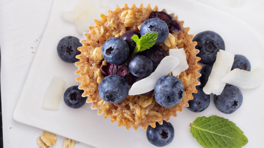 Morning Protein Muffin